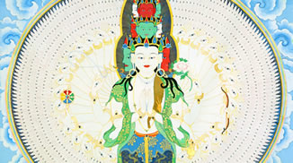 Kadampa Avalokiteshvara Empowerment