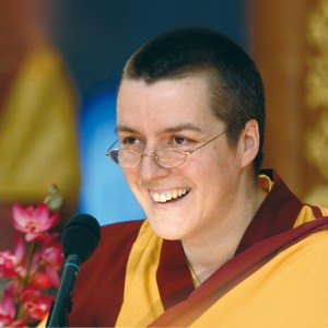 Gen-la Dekyong Buddhist Teacher