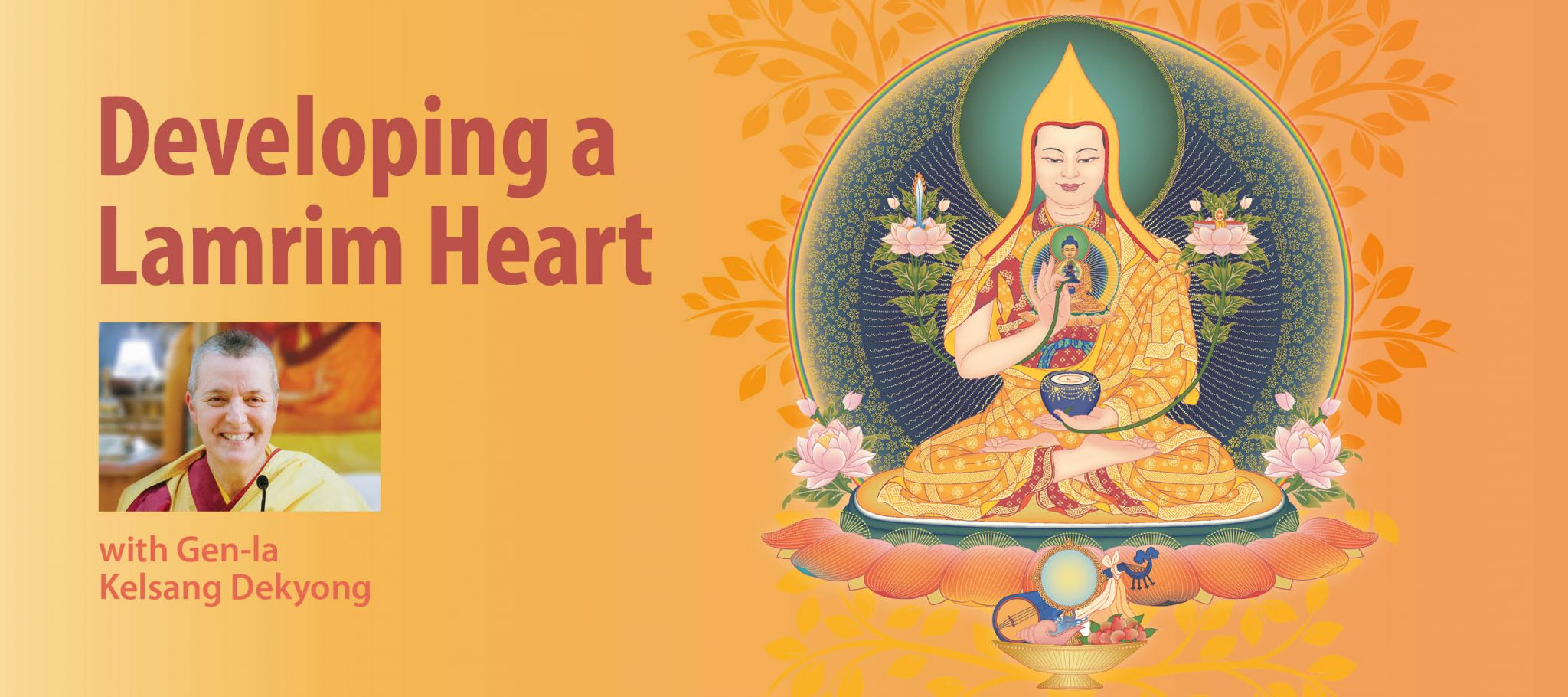 Lamrim Heart Website image