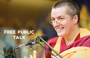 Public Talk with Gen-la Dekyong