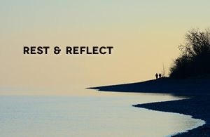 rest and reflect weekend
