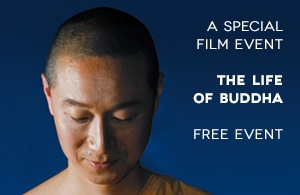 Life of Buddha Film Event