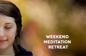 Meditation Weekend Retreat
